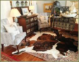 decoration cow rug patchwork cowhide rugs ikea size