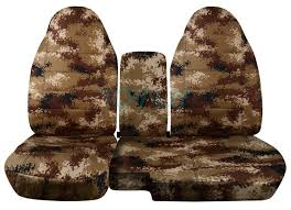 ford ranger 60 40 tan digital camo seat covers