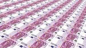 Kuvahaun tulos haulle miljardi euroa