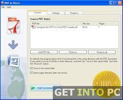 quick pdf pdf to word converter free