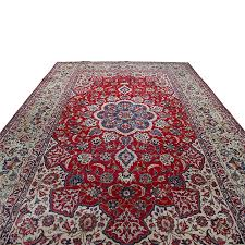10 x 16 6 persian rug from 1920s vintage classic antique