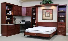 murphy bed home office. Improve Your Home Office Space Murphy Bed