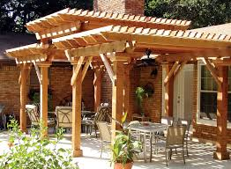 do you want a pergola or a roof