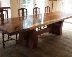 fine woodworking dining room tables. slab dine table, long trestle table - fine woodworking by jacquelyn smith dining room tables