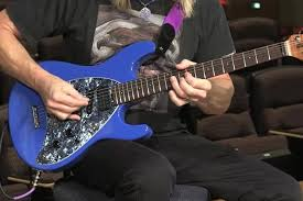 steve morse guitars ernie ball music man watch steve morse demo his signature guitar for sweetwater sound
