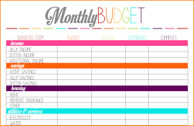 financial planner template budget planner expin franklinfire co