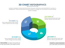 3d Chart Vector Circular 3d Chart Free Powerpoint Slide By Premast On Dribbble