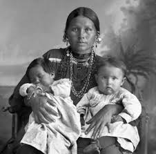 Image result for native american woman with white man