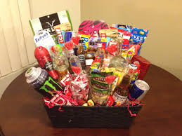 Gift Basket Ideas For Men Impressive 1000 Ideas About Baskets On ...