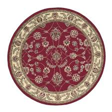 red circle rug circular rugs uk