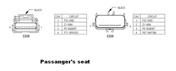 zj heated memory seat install into laredo writeup jeepforum com 1 red 14 gauge wire goes to 12v supply through circuit breaker 3 cb3 pin 10 of connector c14 in junction block jb see jb diagram image 5