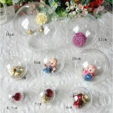 Decorating Clear Plastic Christmas Balls New 1000cm 1000cm 1000cm 1000cm 1000cm 100cm 100cm 110001000cm Clear Plastic Ball Candy 2