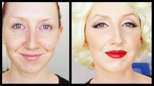 beauty icon 4 marilyn monroe makeup tutorial