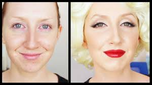 beauty icon 4 marilyn monroe makeup tutorial