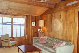 Craftsman home furniture Meets Mid Century Modern Rustic Craftsmanstyle Home Focuses On Natural As Opposed To Manmade Home Guides Sfgate How To Decorate Like Rustic Craftsman Home Guides Sf Gate