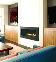 cost to install fireplace gas fireplace insert cost cost to install a gas fireplace insert park