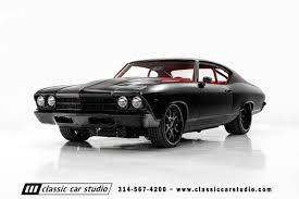 1969 Chevrolet Chevelle | Classic Car Studio