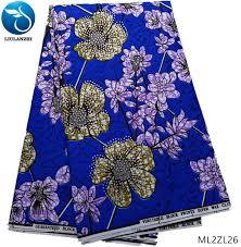 <b>LIULANZHI African Wax</b> Fabrics with Rhinestones 2019 High Quality ...