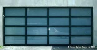 overhead garage door cost glass overhead doors glass garage doors s glass panel garage doors