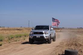 how do you securely mount a flag pole to the bed of your truck ...