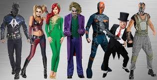 batman villain costumes. Wonderful Villain Batman Villain Group Costumes For T