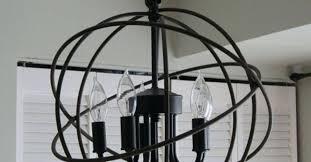 restoration hardware chandelier knock off restoration hardware