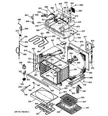 ge jtp95wa2ww electric range parts and accessories at partswarehouse ge jtp95wa2ww