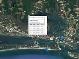 Carolina Beach Inlet Tide Chart Carolina Beach Inlet Tide Chart Noaa Tide Chart Florida