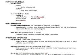 Resume Resume Builder Software Free Download Tremendous Resume