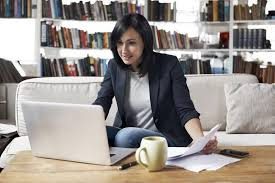 working for home office. Image From Gettyimages. 3. Domestic Distractions Working For Home Office
