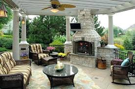 outdoor fireplace with tv outdoor fireplaces with photo of south county rockery ca united states outdoor