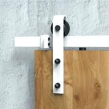 how to install sliding closet door floor guides mirror medium size of track clos