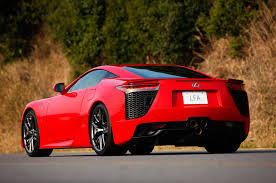 lexus lfa 2014 red. Exellent Lexus Stunning Red Lexus LFA Photos  The Enthusiast Follow Above Link For  More Pics And Info With Lfa 2014 S