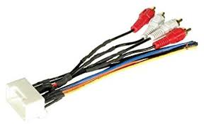 lexus es radio wiring harness image amazon com stereo wire harness lexus es 300 99 00 01 1999 2000 on 2003 lexus