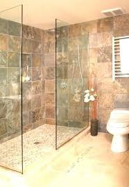 walk in shower no door. Bathroom Shower Ideas No Door Walk In . E