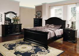 Single Bedroom Furniture Sets Black Bedroom Furniture Sets Queen Square Black Leather Pouffe