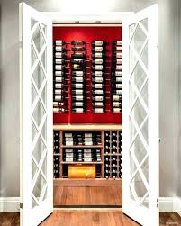 good wine closet ideas for small wine cellar ideas storage closet under stairs plans home design