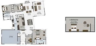 tewa 4 bedroom house plans landmark homes builders nz