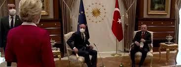 """SofaGate"""" bei Erdogan: EU-Parlament will Aufklärung"""