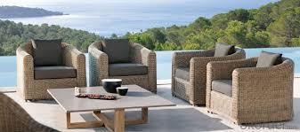 hot rattan sofa set outdoor