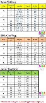 Boys Shirt Size Chart By Age 13 Best Size Chart For Kids Images Size Chart For Kids