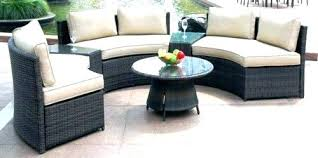 curved sectional sofa uk round outdoor furniture rounded
