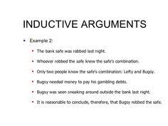 deductive reasoning deductive inductive reasoning  deductive essay examples analysis inductive and deductive arguments