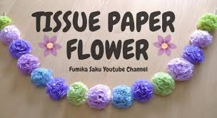 Paper Flower Tissue Paper 31 Handpicked Diy Tissue Paper Flowers Table Decor Hangings