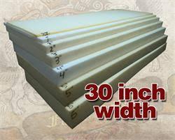 2 inch foam sheets