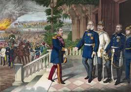 「1870年 - フランス皇帝ナポレオン3世がプロイセンの捕虜」の画像検索結果