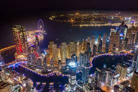 """الأكبر والأعلى في العالم.. هكذا تبدو """"عين دبي"""" بعدسة مصور إماراتي - CNN  Arabic"""