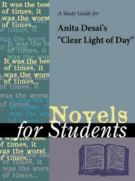 A Study Guide For Anita Desais Clear Light Of Day Ebook
