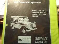 jeep dj5 postal mail jeep dj 5 service manual