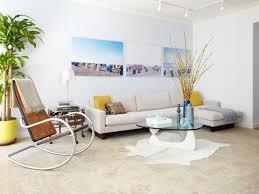 Contemporary Chairs For Living Room Contemporary New York Loft Tara Benet Hgtv